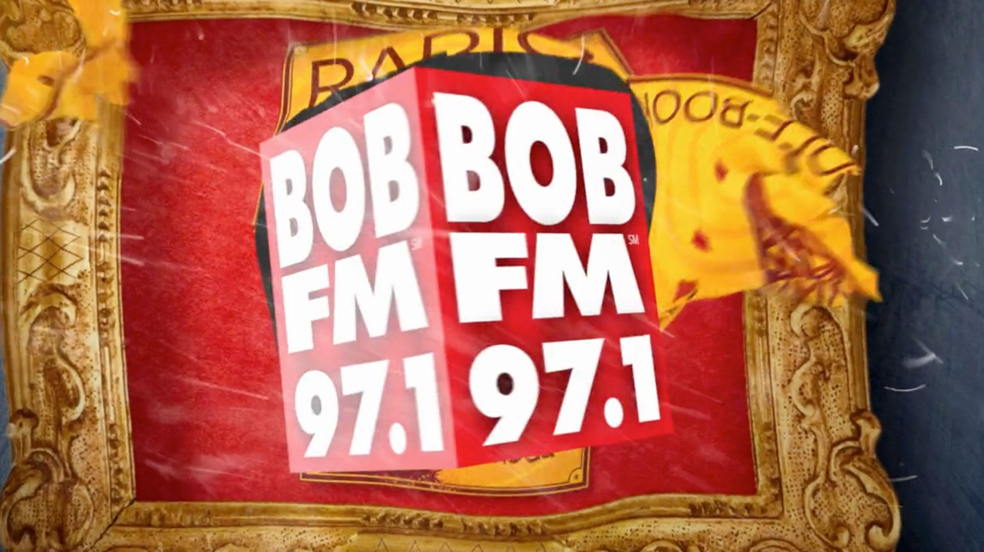 tv for radio reg brand imaging for broadcasters kibb 97 1 bob fm